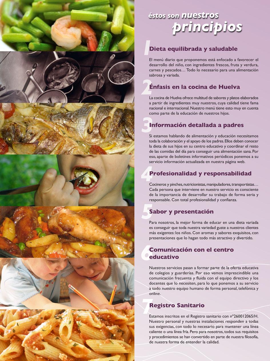 Catering en Huelva para comedores escolares: colegios y guarderías