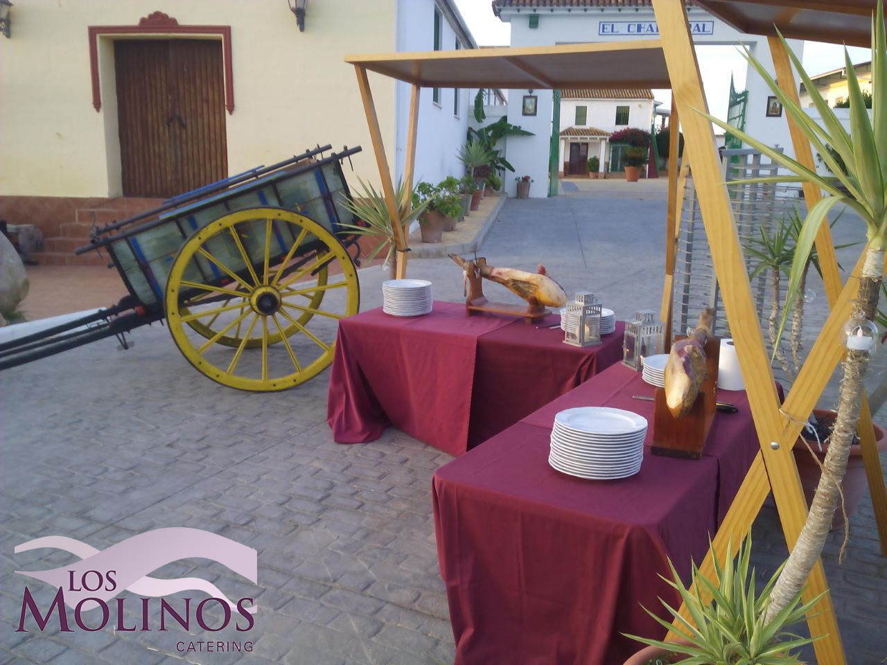 Servicio de Catering en Huelva