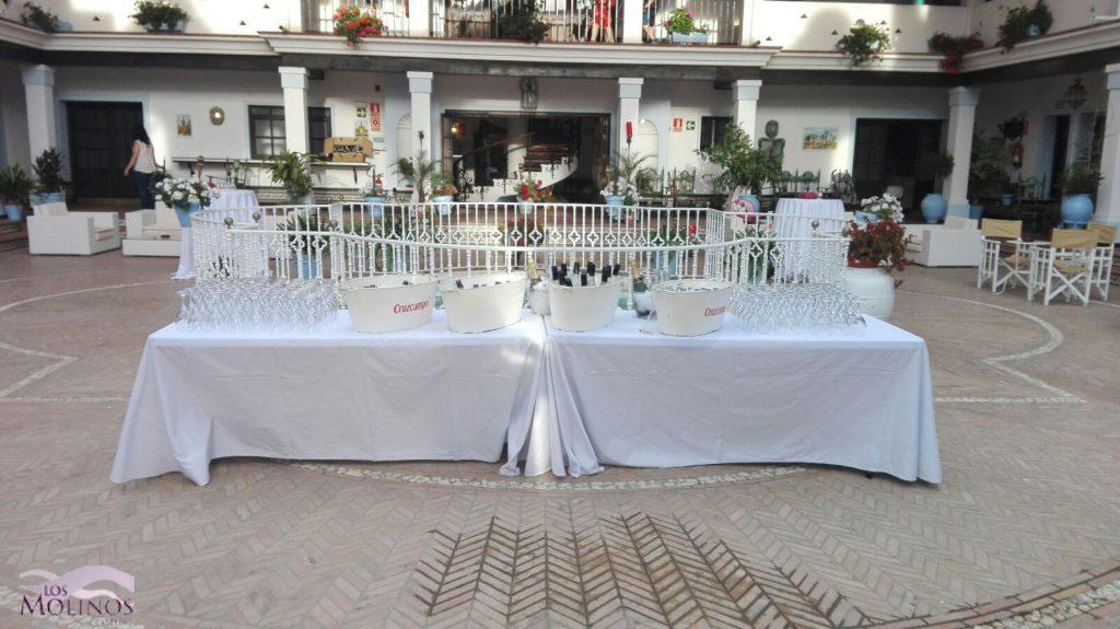Tendencias en Catering de bodas para 2017